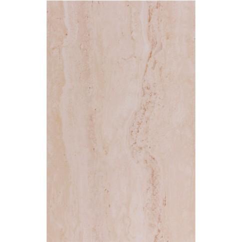 Faianta baie / bucatarie Creta crem lucioasa 25 x 40 cm
