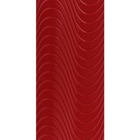 Faianta baie Ege rosie lucioasa 20 x 40 cm
