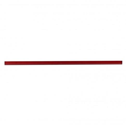 Brau faianta Avangarde rosu lucios 2 x 60 cm