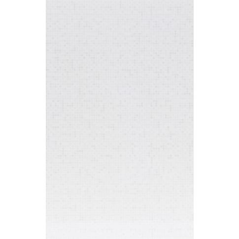 Faianta baie / bucatarie Inci alba lucioasa 25 x 40 cm