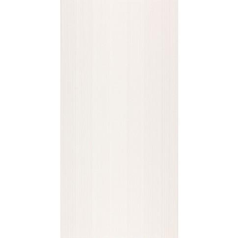 Faianta baie / bucatarie Avangarde alba lucioasa 29.7 x 60 cm