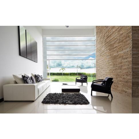 Piatra decorativa, interior / exterior, Modulo Sienna Desert, mixt maro, galben si gri (cutie = 0.5 mp)