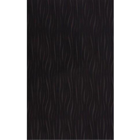 Faianta baie Wendy neagra lucioasa 25 x 40 cm