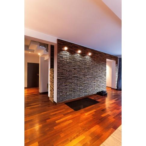 Piatra decorativa, interior, Modulo Oslo Grey Desert, gri inchis (cutie = 0.78 mp)