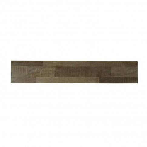 Plinta gresie portelanata Essenze, mata, bej, 8 x 45 cm