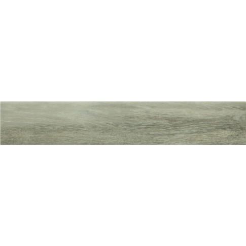 Plinta gresie portelanata Sandalo Taupe, mata, gri, 8 x 45 cm
