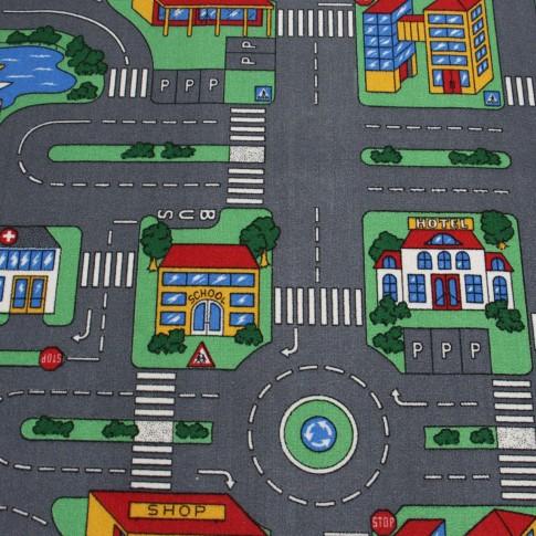 Mocheta copii Balta Broadloom Playground 965 multicolor cl. 22, 4 m