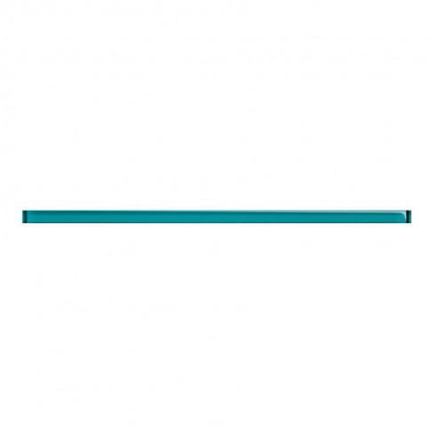 Brau faianta Glass Azure New, lucios, albastru deschis, 2 x 60 cm