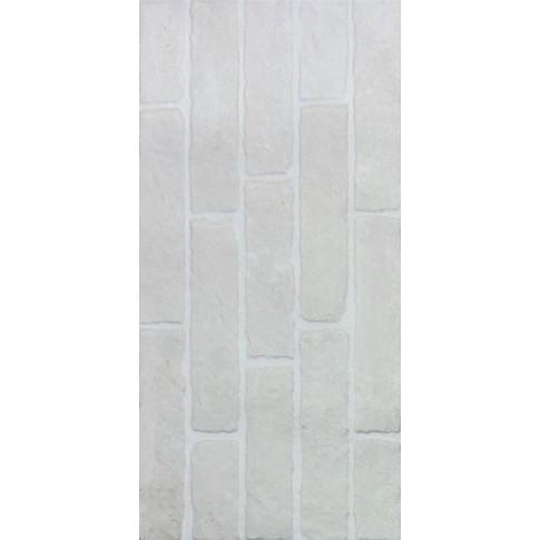 Faianta baie / bucatarie Bela alba mata 25 x 50 cm