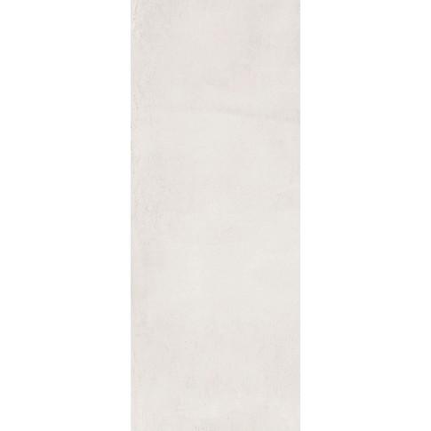 Faianta baie / bucatarie Clay alba lucioasa 20 x 50 cm