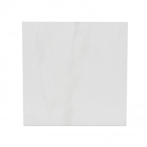 Gresie interior, universala, rectificata, Marmara alba mata PEI. 3 39.2 x 39.2 cm