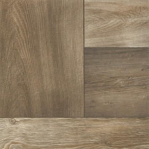Gresie exterior / interior portelanata antiderapanta Suaro grey, mata, 42 x 42 cm