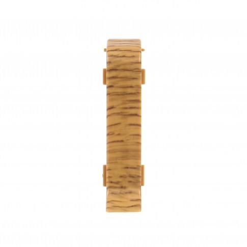Element imbinare pentru plinta SET 10456-6006 doussie 52 x 22 mm 5 buc/set