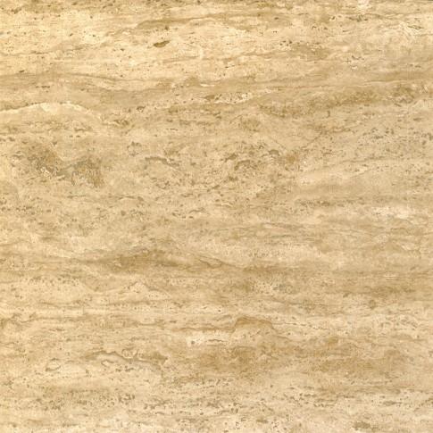 Gresie exterior / interior portelanata Torino 6046-0145 bej, lucioasa, 45 x 45 cm