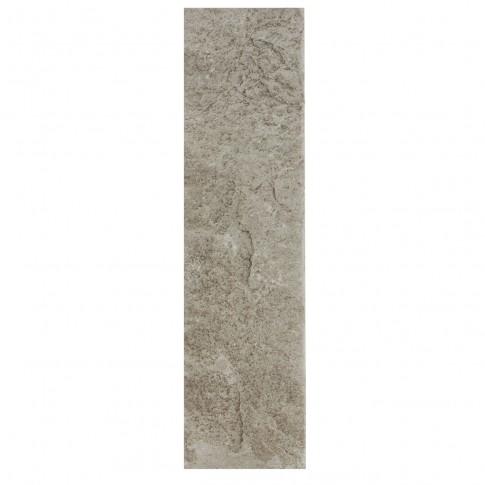 Calcar Karina mixt scapitat interior / exterior gri 9 x 1.5 cm
