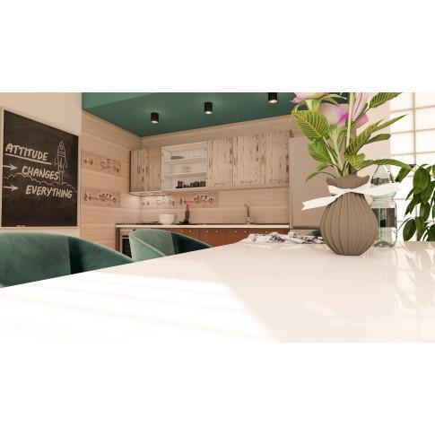 Faianta baie / bucatarie Cervino bej mata 25 x 75 cm