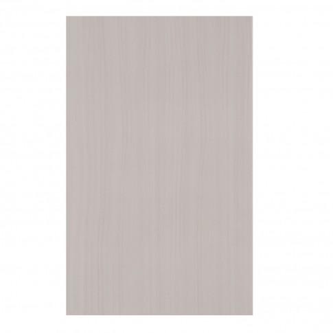 Faianta baie / bucatarie Gryfin gri deschis lucioasa 25 x 40 cm