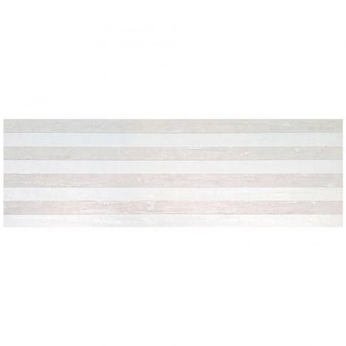 Decor faianta baie / bucatarie Eterna Beige Porcelain mat bej 24.4 x 74.4 cm