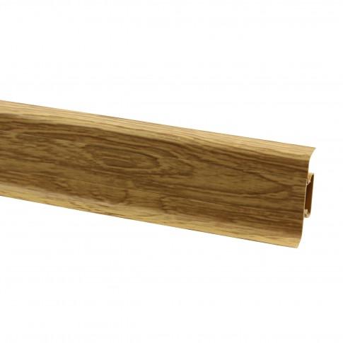 Plinta parchet PVC 10456-6012 canal stejar sutter 2500 x 52 x 22 mm