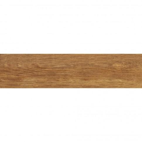 Plinta parchet PVC Vilo Esquero 608, canal cablu, stejar rosu, 2500 x 66.6 x 21.9 mm