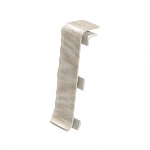 Element imbinare pentru plinta Vox Esquero 603 platan californian 66.6 x 21.9 mm 2 buc / set