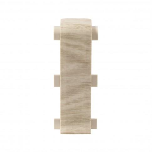 Element imbinare pentru plinta Vox Esquero 605 platan vestic 66.6 x 21.9 mm 2 buc / set