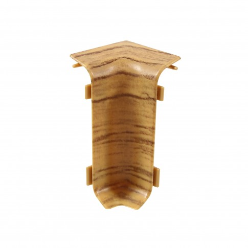 Colt interior pentru plinta Set 10456-6012 stejar sutter 52 x 27 mm 4 buc/set