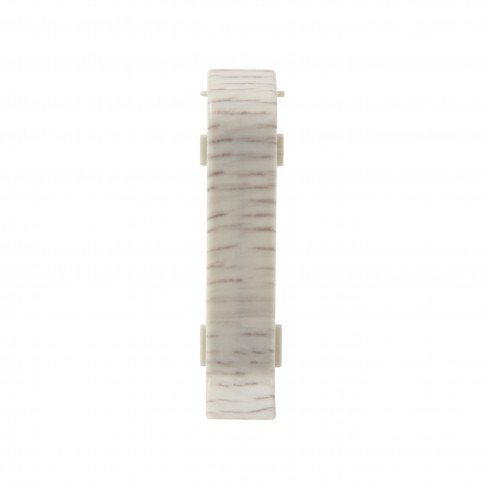 Element imbinare pentru plinta SET 10456-6009 gri alaska 52 x 20 mm 5 buc/set