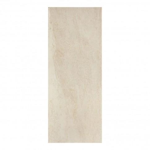 Faianta baie / bucatarie Daino (Dahino) Natural bej lucioasa 20 x 50 cm