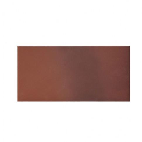 Gresie exterior / interior portelanata Country Wisnia, mata, rosie, 30 x 14.8 cm