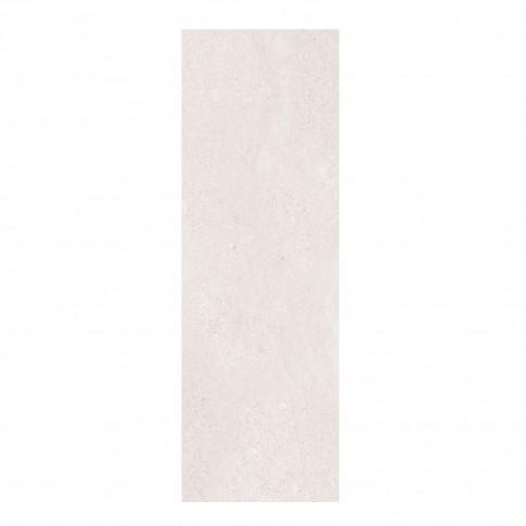 Faianta baie / bucatarie Limestone, gri, mata, 25 x 75 cm