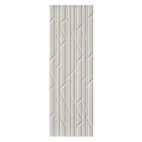 Faianta baie / bucatarie rectificata Way Rif Marfil bej mata 30 x 90 cm