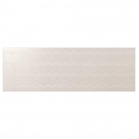 Faianta baie / bucatarie Lino bej semilucioasa 25 x 75 cm