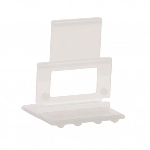 Clips sistem aliniere plana placi ceramice, rost 2 mm, grosime placa 6-12 mm (50 buc)