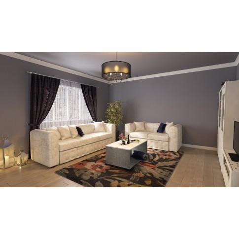 Covor living / dormitor Optimist 54584-094 polipropilena heat-set multicolor 200 x 290 cm