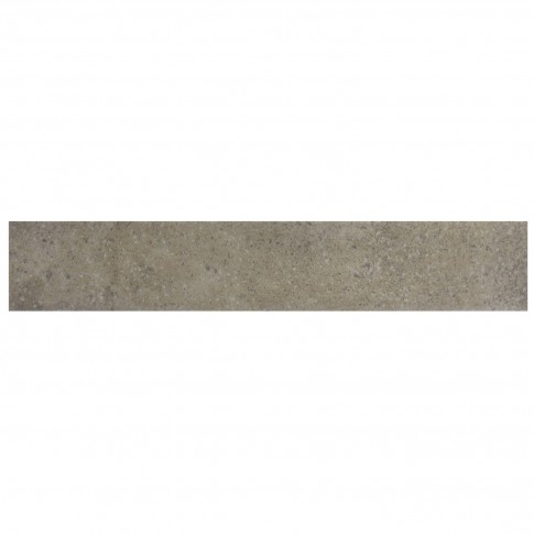 Plinta gresie portelanata, Stone, mata, bej, 8 x 45 cm