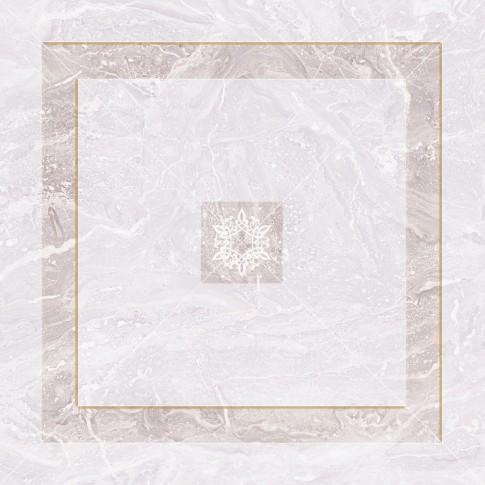 Gresie decor exterior / interior portelanata, rectificata, Narella Light Grey, lucioasa, gri deschis, 60 x 60 cm