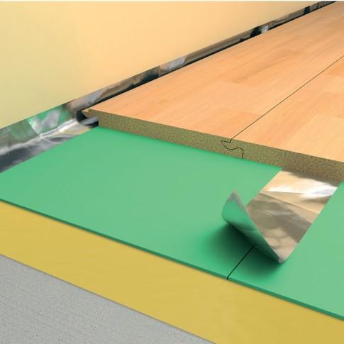 Banda adeziva din aluminiu, Arbiton Alu Tape, 25 m x 50 mm