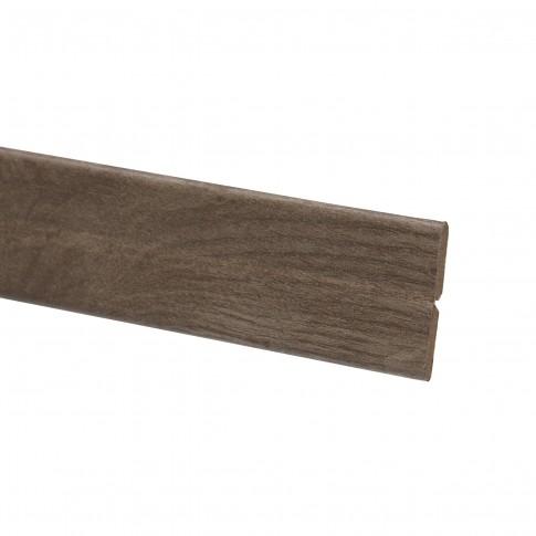 Plinta lambriu din MDF Pamflex Kronowall, K047, 22 x 22 mm, 2.6 m