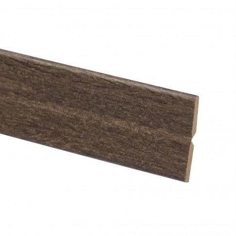 Plinta lambriu din MDF Pamflex Kronowall, K061, 22 x 22 mm, 2.6 m