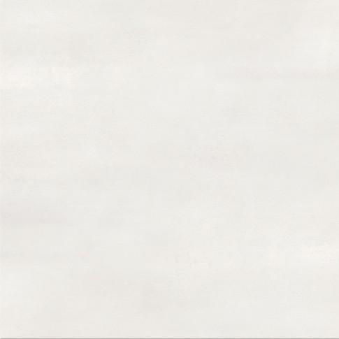 Gresie exterior / interior portelanata Grissa White semi-lucioasa alba 29.7 x 29.7 cm