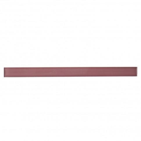 Brau faianta Artiga Violet Glass lucios 3 x 40 cm