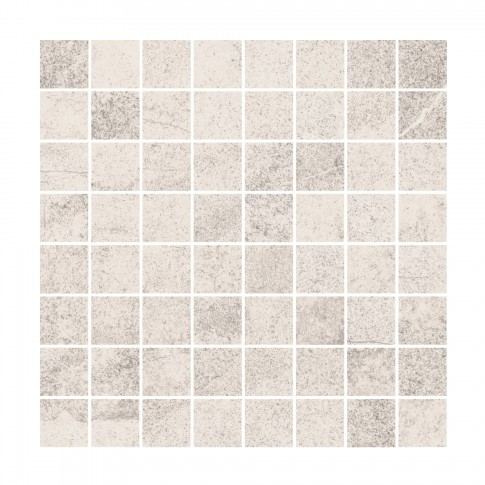 Mozaic ceramic Willow Sky, gri deschis, 29 x 29 cm