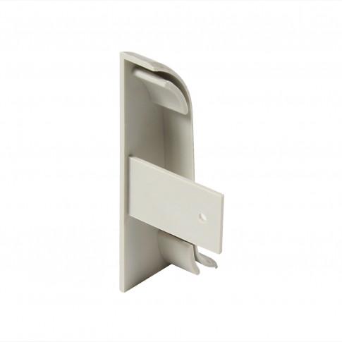 Terminatie pentru plinta, stanga / dreapta, VOX Smart Flex 5102, PVC, molid, 55 x 22 mm, 2 buc / set