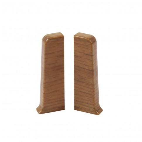Capete stanga / dreapta pentru plinta Vilo Esquero 609 pin plin 2 buc / set
