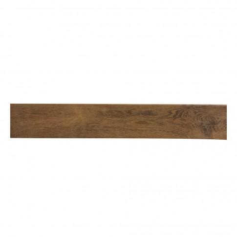 Plinta gresie portelanata Bellagio, mata, bej, 8 x 45 cm