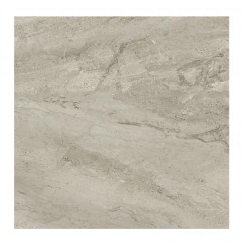 Gresie exterior / interior portelanata, Bellini, gri deschis, mata, 50 x 50 cm
