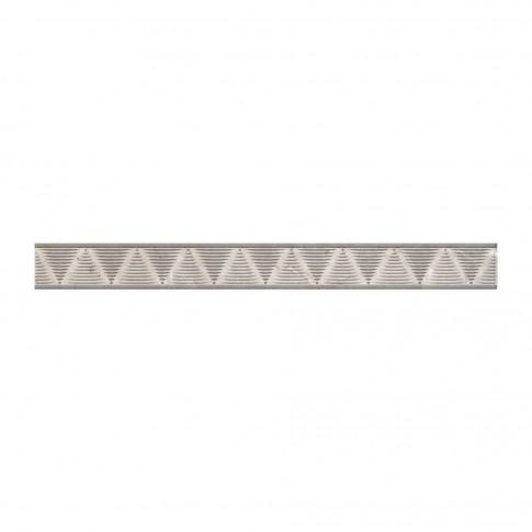 Brau faianta Kensington 2505-0113, bej, mat, 4.8 x 50 cm