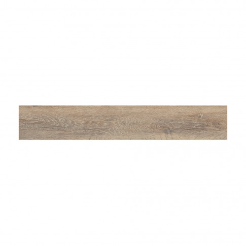 Gresie exterior / interior portelanata, Classic Oak, maro, 14.7 x 89 cm