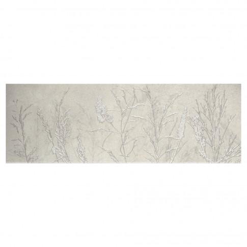 Decor faianta baie Stanford 1, satinat, bej, 28.5 x 85.5 cm